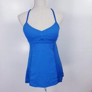Lululemon Blue Tank Top Size 4